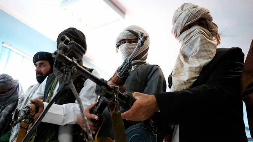 Talibanes tomaron el poder en Afganistán.