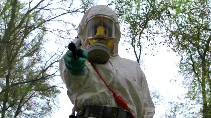 'The Walking Dead' se pone 'mascarilla' para hacer un llamamiento a la responsabilidad en EEUU