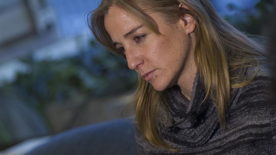 """Tania Sánchez niega haber dado un """"paso atrás en su carrera"""" porque trabajar en política no es sólo ir a elecciones"""