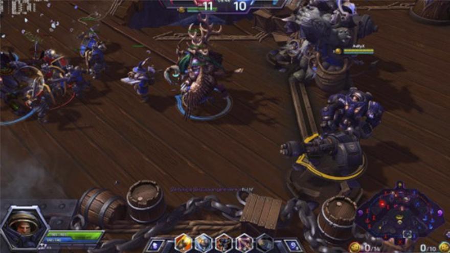 Juegos Moba Con Los Que Escapar Del Monopolio De League Of Legends