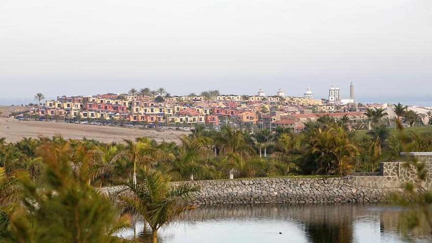 Apartamentos y hoteles en las proximidades del Campo de Golf de Meloneras