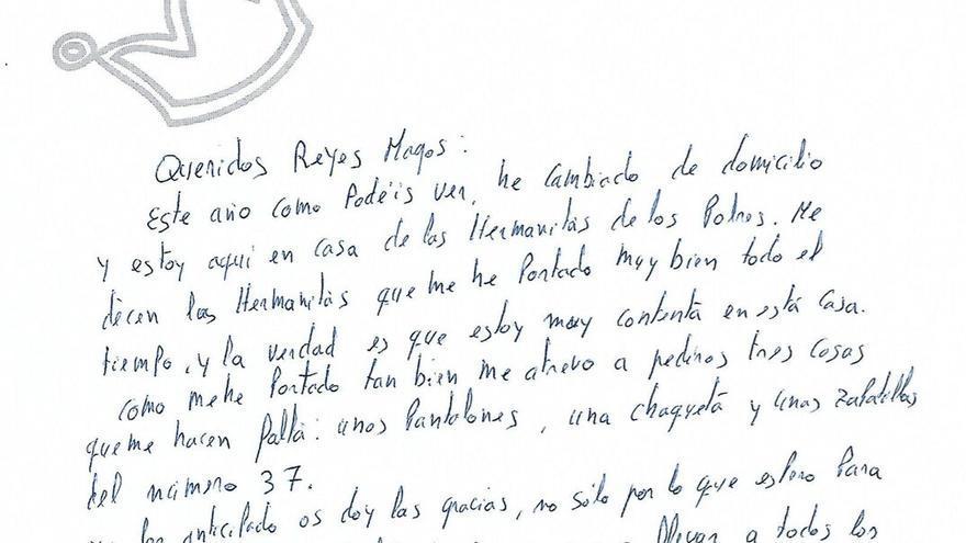 Carta de Luisa