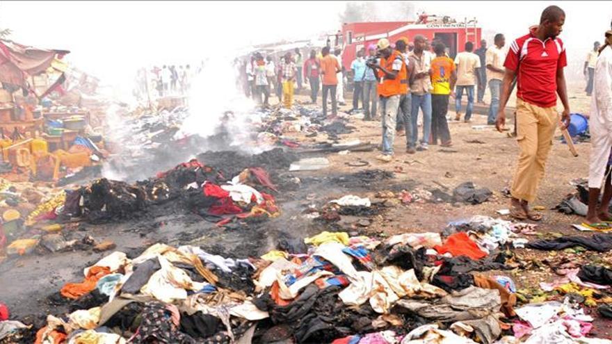Al menos 45 personas mueren en un nuevo ataque de Boko Haram en Nigeria