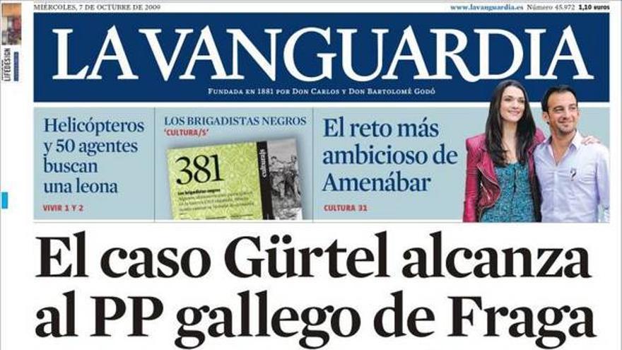 El 'caso Gürtel' invade las portadas de los principales periódicos nacionales #6