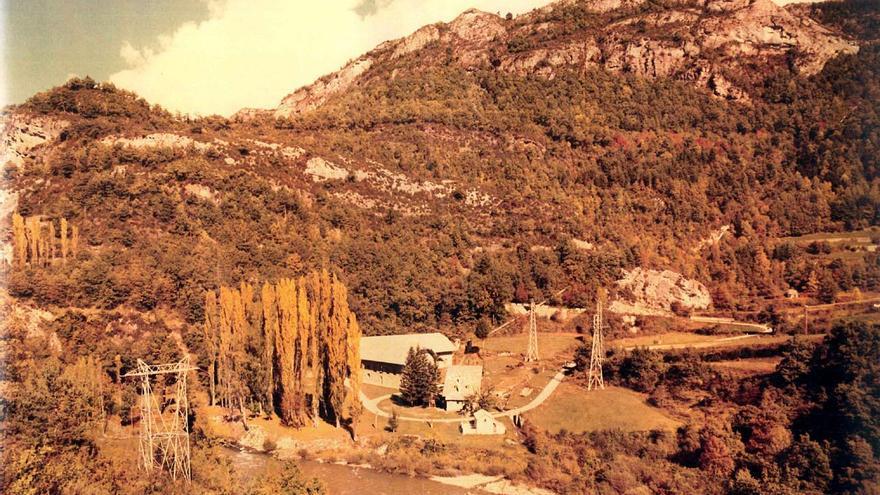 Central de El Pueyo de Jaca
