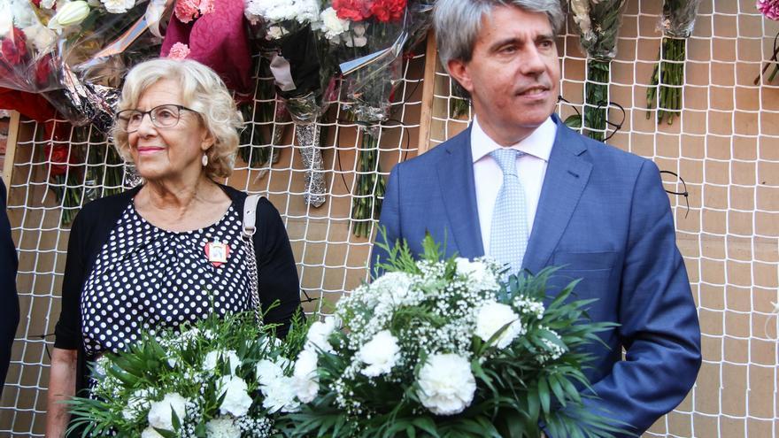 """Garrido respeta la decisión de Carmena aunque hace un """"balance nefasto"""" de su gestión en la ciudad de Madrid"""