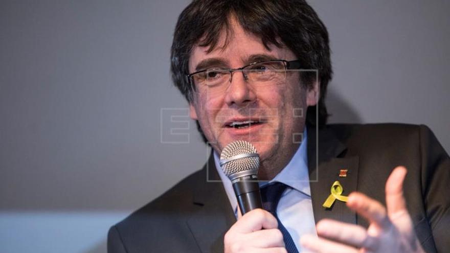 El Supremo rebate al tribunal alemán que rechazó la entrega Puigdemont por rebelión