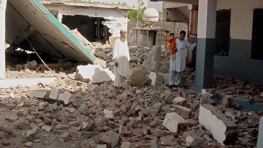 Mueren dos insurgentes en un bombardeo del Ejército paquistaní en un área tribal