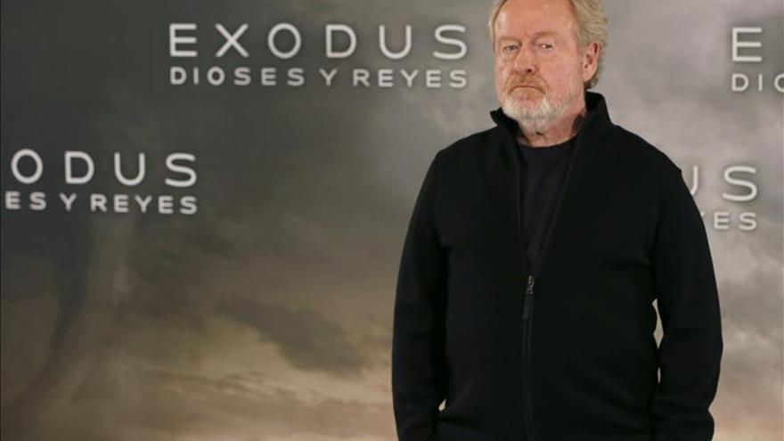 """Egipto prohíbe la película """"Exodus"""" por contar una historia """"distorsionada"""""""
