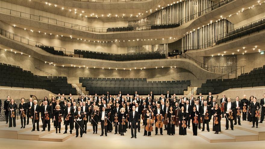 La Filarmónica Estatal de Hamburgo llega al Palacio de Festivales con un repertorio de Mozart y Brahms