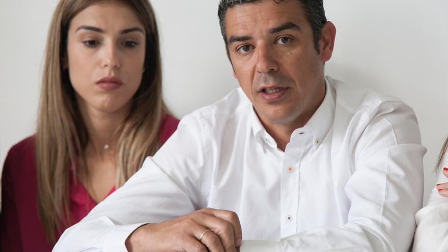 Narvay Quintero, cabeza de lista al Parlamento de Canarias por la AHI.