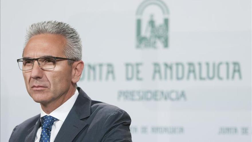 La Junta andaluza rechaza la proposición de ley de Podemos sobre cuentas abiertas
