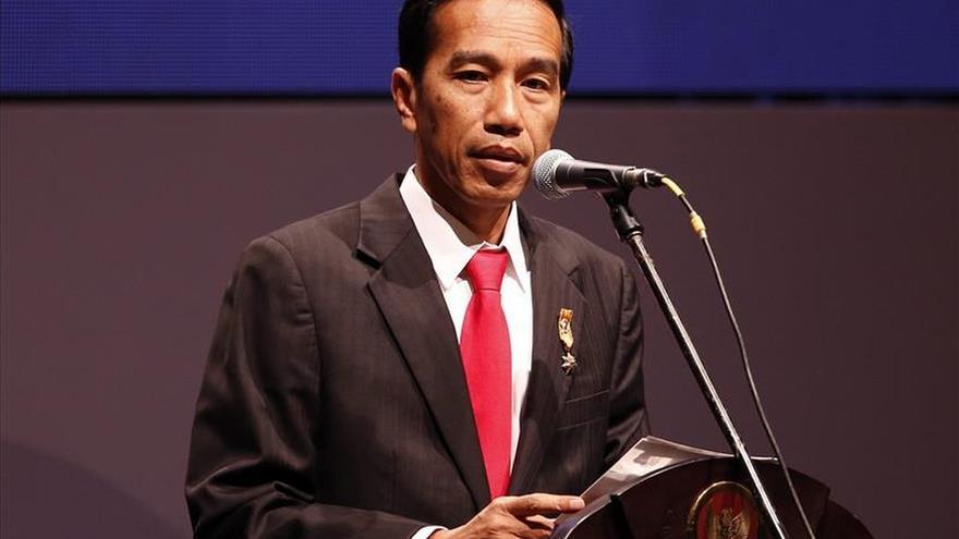 El presidente indonesio libera 5 presos políticos durante una visita a Papúa