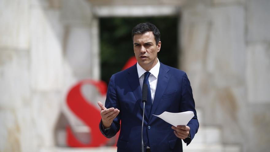 """Pedro Sánchez: """"Me parece un exceso es que Rajoy utilice el Consejo de Seguridad para intentar hacer campaña"""""""