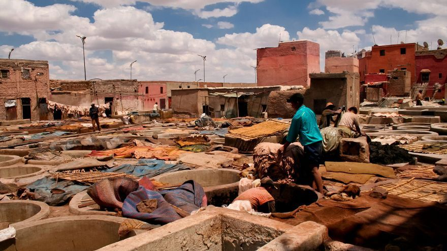 Marrakech ii el norte de la medina - Fotos marrakech marruecos ...