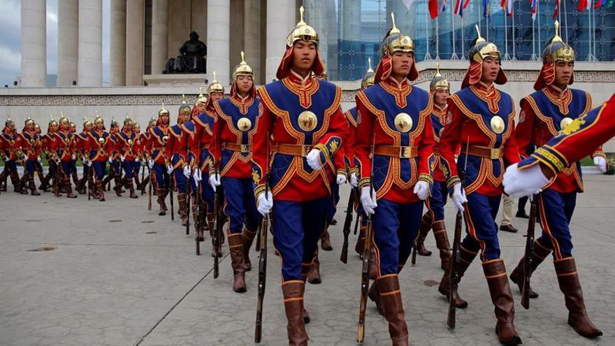 Mongolia, blindada y expectante ante el mayor evento celebrado en el país