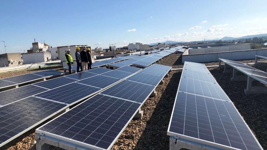 Morería fotovoltaica