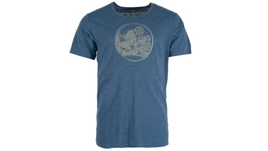 Camiseta de la marca Ternua realizada a partir de fibras de madera.