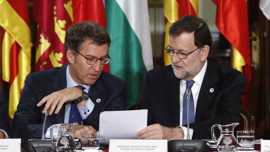 Rajoy busca mejorar el Estado de bienestar pero avisa que aún falta recaudar más