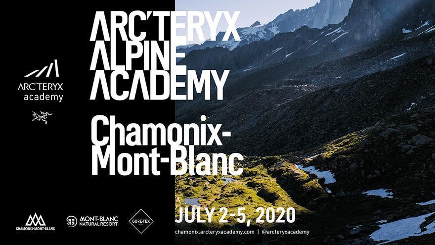 Arc'teryx Alpine Academy.