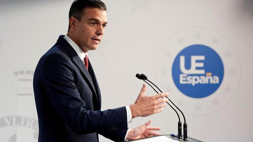 Sánchez avanza que mañana se aprueban medidas fiscales para cumplir los objetivos