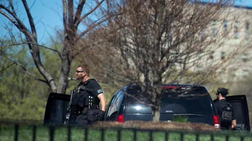 Cierran la Casa Blanca por supuesto tiroteo dentro del complejo presidencial