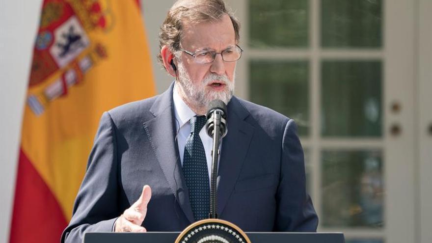 Rajoy confía en aprobar los presupuestos y descarta un adelanto electoral