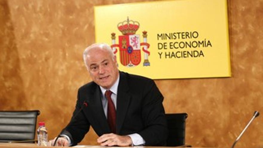 Secretario de Estado de Economía, José Manuel Campa