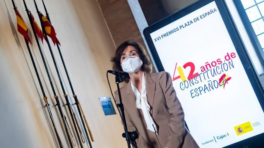 """Calvo: España es el país que """"con más rigor"""" pide pruebas PCR para entrar"""