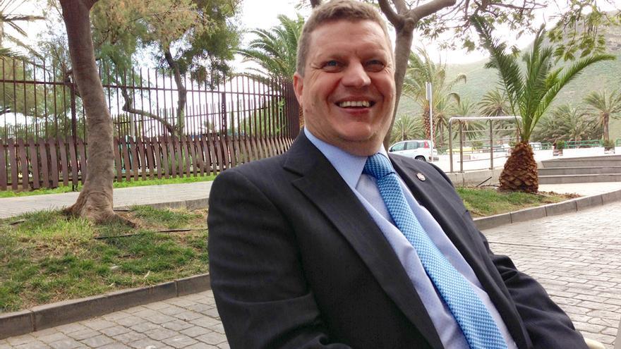 José Ramón Medina Marichal, consejero no adscrito del Cabildo de La Gomera