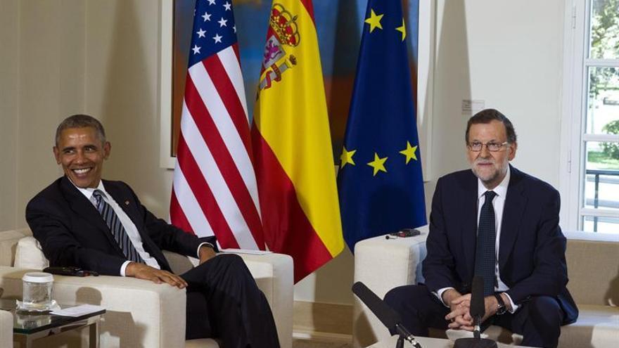 """Obama dice que las medidas de recuperación """"empiezan a dar fruto"""" en España"""