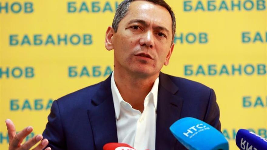 La Fiscalía de Kirguistán abre causa penal contra el líder de la oposición