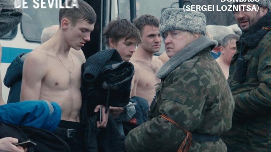La película 'Donbass', de Sergei Loznitsa, se alza con el Giraldillo de Oro del SEFF 2018