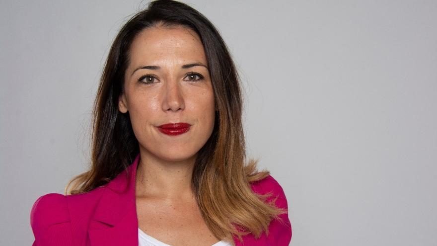 Patricia Hernández, candidata del PSOE a la alcaldía de Santa Cruz de Tenerife