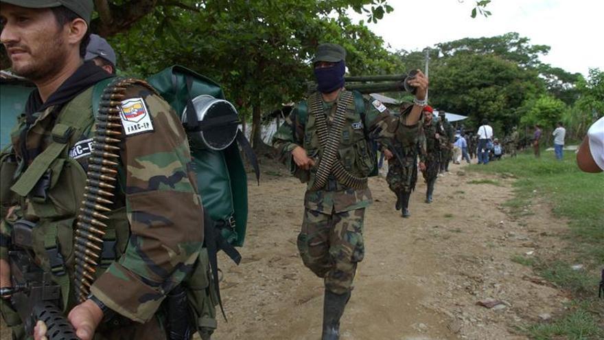 El Ejército y las FARC libran fuertes combates en el suroeste de Colombia