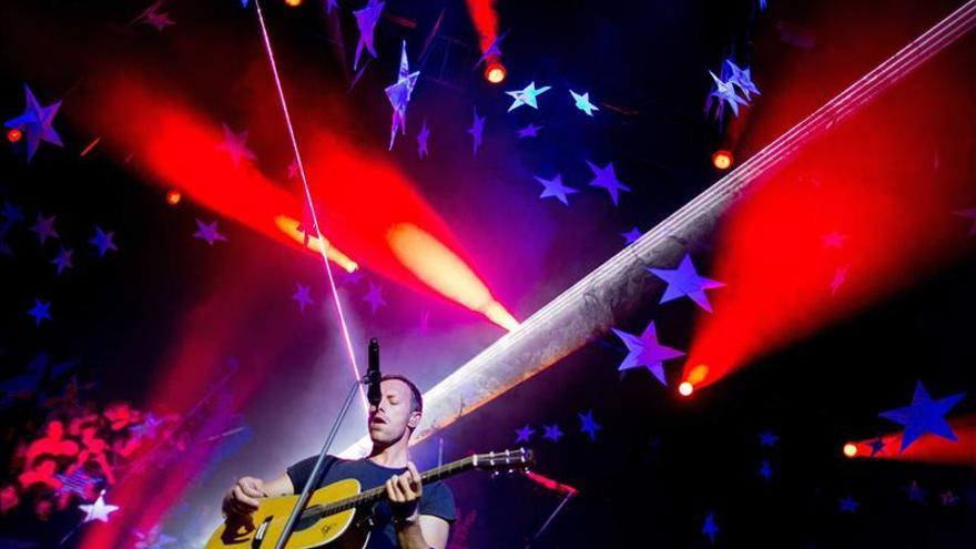 Coldplay anuncia un nuevo concierto en Barcelona al agotar las entradas en dos horas