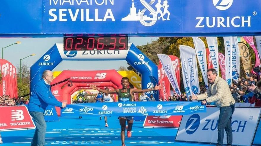 El Maratón de Sevilla 2020, Campeonato de España y clasificatorio para los Juegos Olímpicos de Tokio