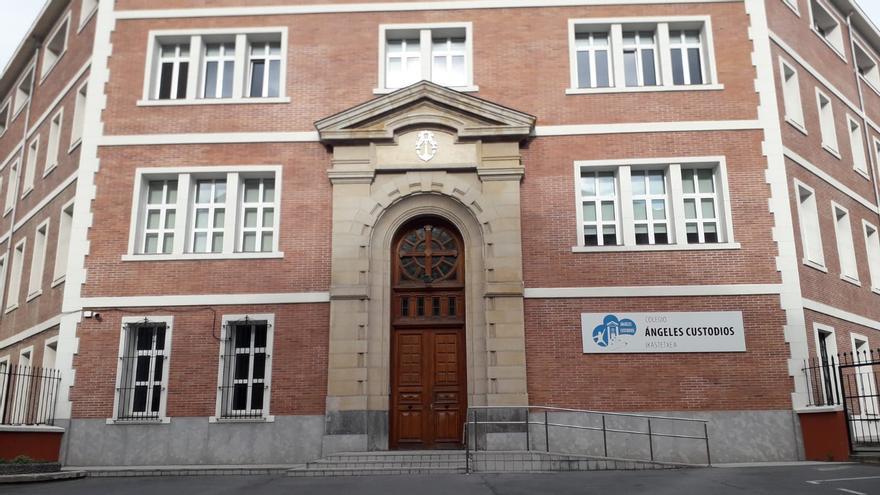 Colegio Ángeles Custodios en Bilbao