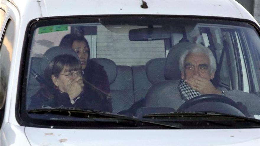 La etarra Inmaculada Pacho abandona la cárcel de Campos del Río (Murcia)