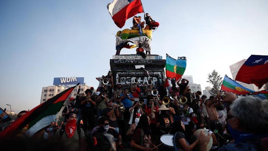 """Piñera dice estar """"preparado"""" para la reactivación de las protestas en marzo"""