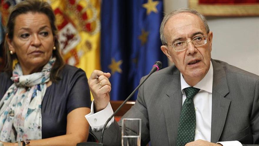 El fiscal jefe del Tribunal Superior de Justicia de Canarias, Vicente Garrido. Efe.