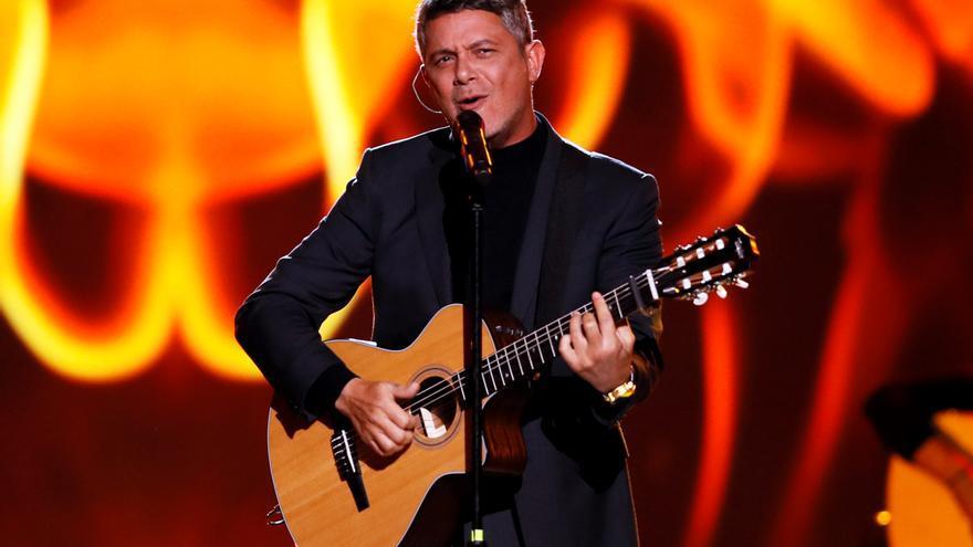 """""""Contigo"""", de Alejandro Sanz, Grabación del año en los Latin Grammy 2020"""