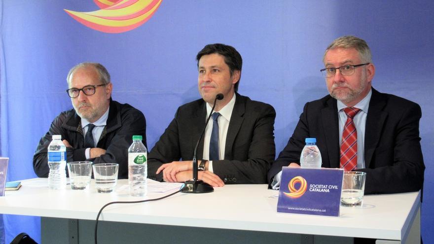 """Rosiñol (SCC) augura """"consecuencias económicas de gravedad"""" por el proceso independentista"""