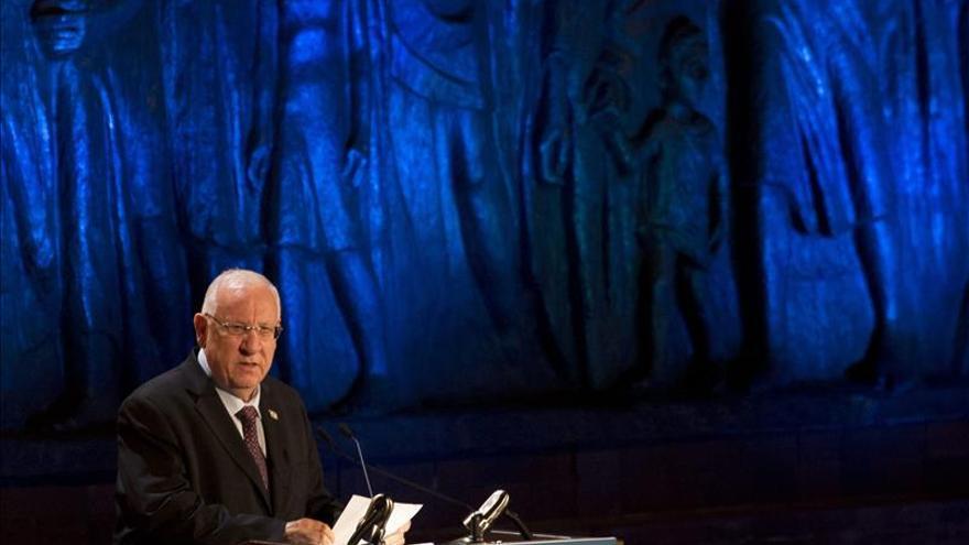 El presidente israelí visita Alemania para conmemorar 50 años de relaciones