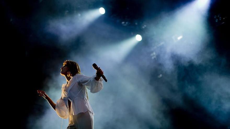 """Florence + The Machine"" actuarán en Barcelona y Madrid en abril"