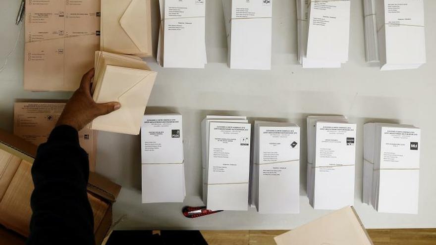 Sin sondeos a pie de urna en las elecciones con más indecisos