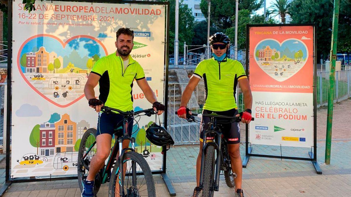 Actividades de la Semana Europea de la Movilidad en Córdoba.
