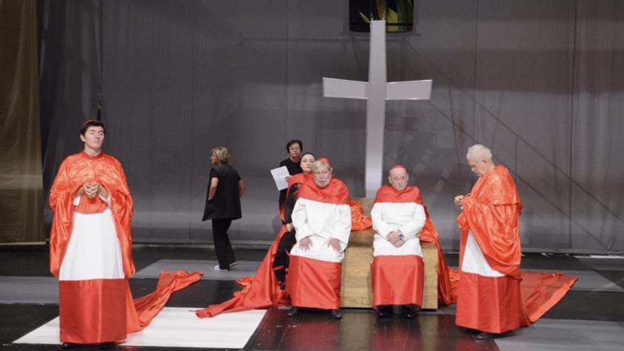 El primer musical sobre Juan Pablo II se estrena a ritmo de rock sinfónico
