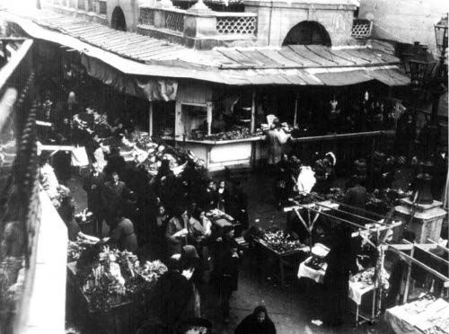 El mercado cubierto de San Ildefonso | URBANCIDADES.WORDPRESS.COM