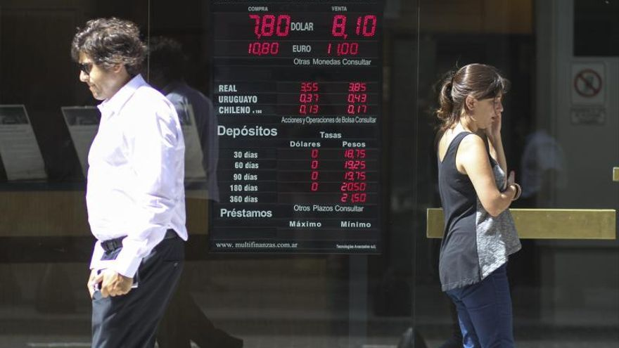 """El """"dólar ahorro"""", la nueva cotización de referencia en Argentina"""